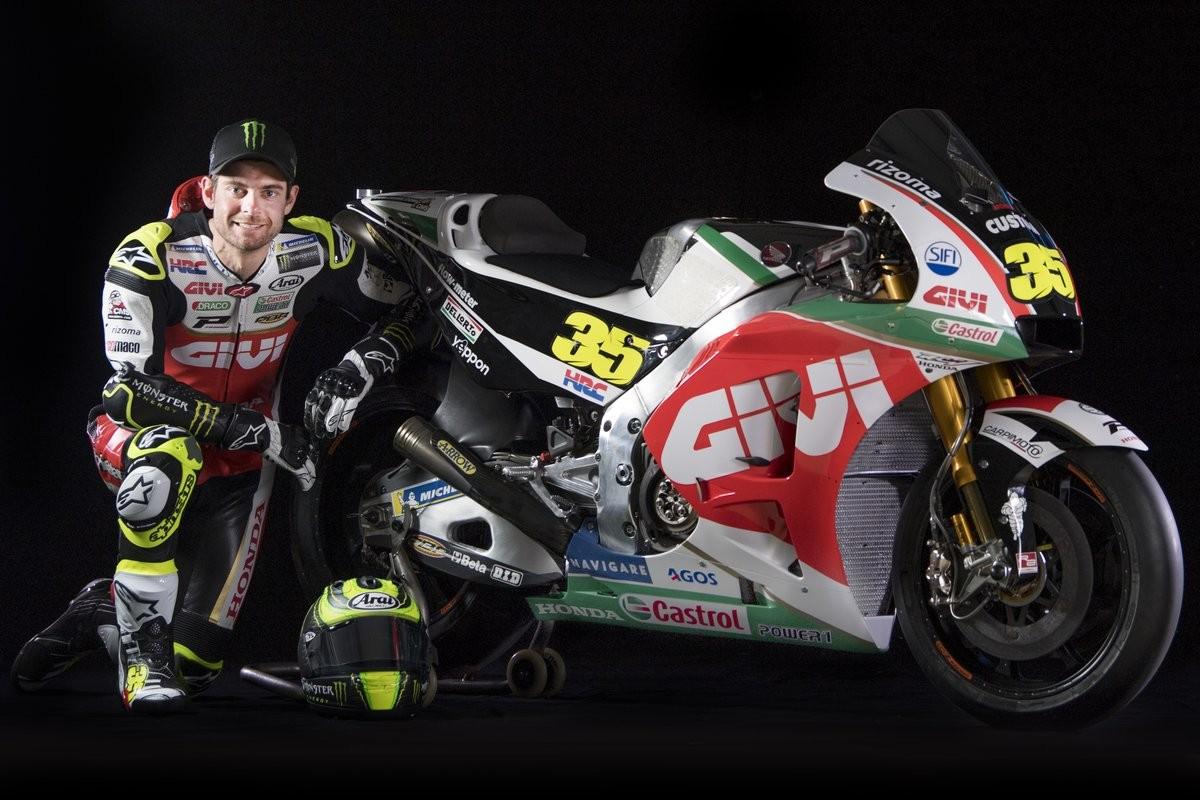 MotoGP - LCR presenta le moto: due piloti e due carene
