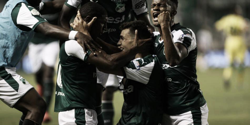 Puntuaciones en la victoria del Deportivo Cali sobre Atlético Bucaramanga