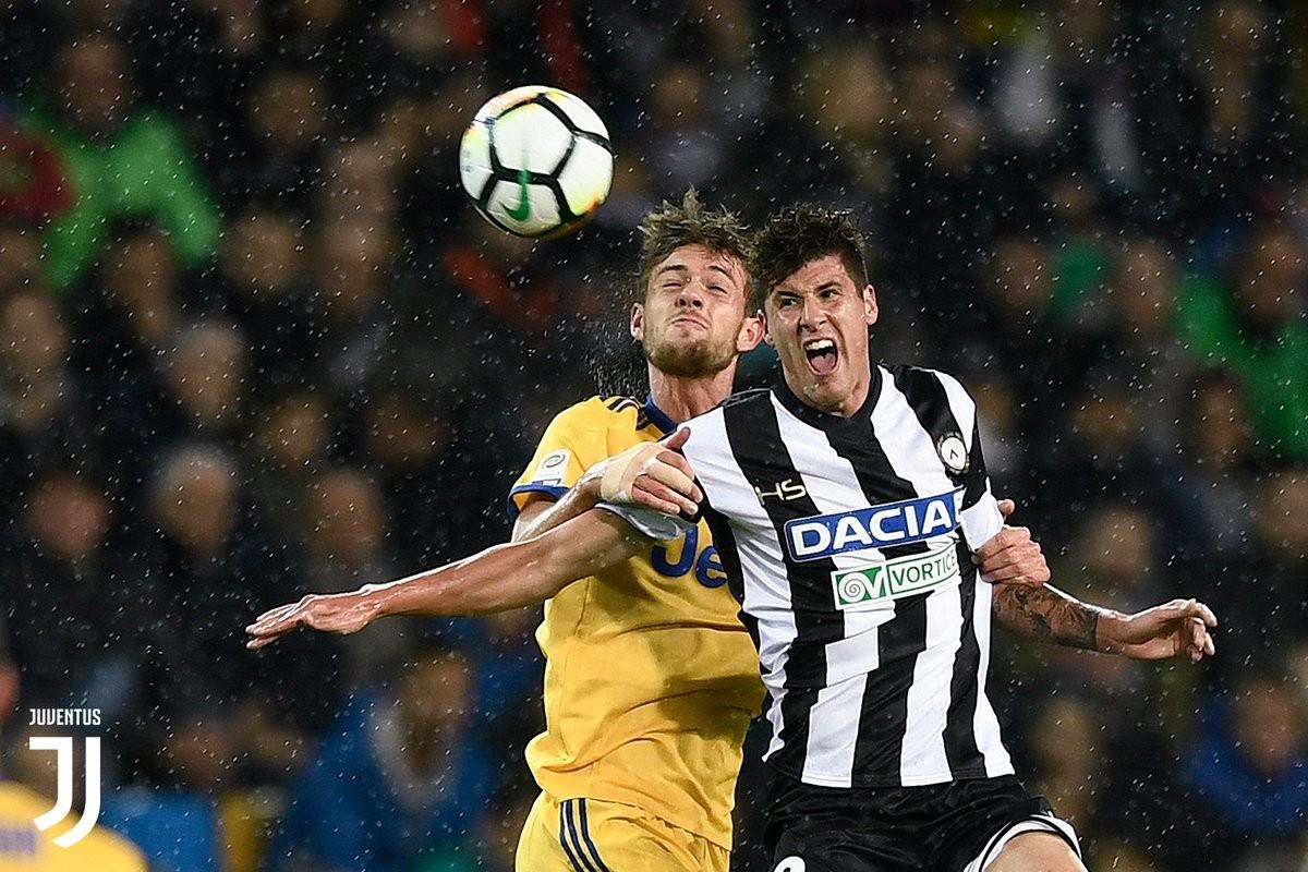 Juventus, con l'Udinese scatta l'operazione sorpasso