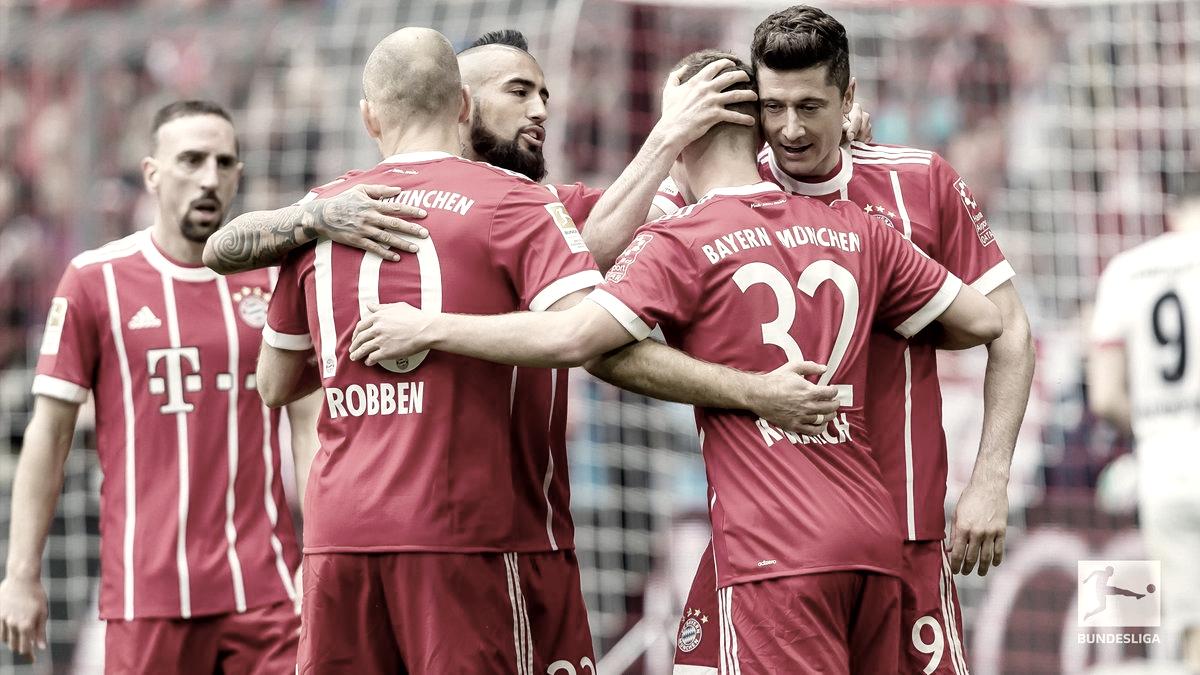 Il sabato di Bundesliga - Il Bayern liquida l'Amburgo. Vittorie anche per Augusta ed Hoffenheim