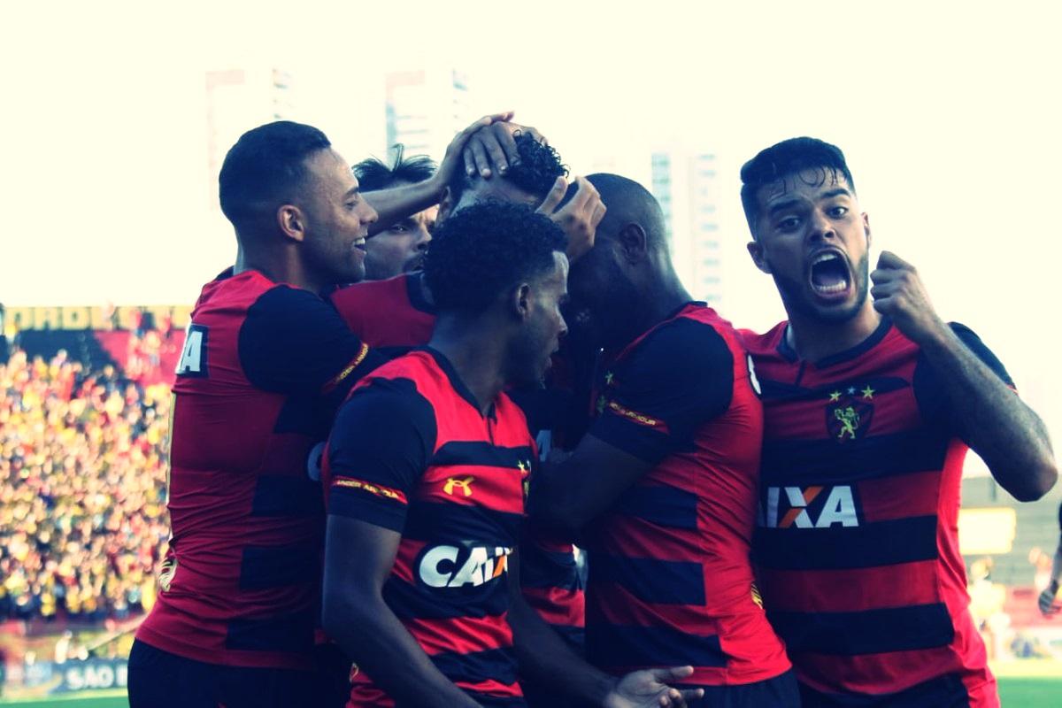 Com belo gol de Hernane, Sport passa com autoridade pelo Náutico no Pernambucano
