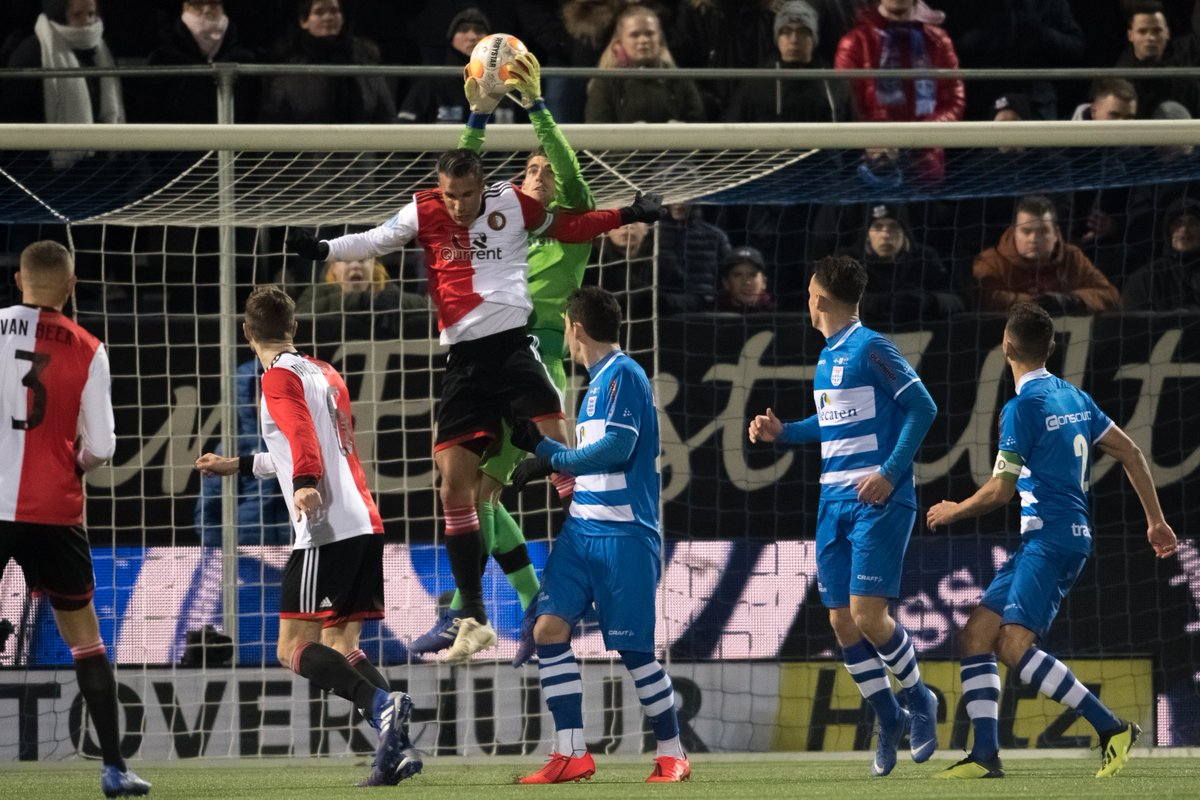 Eredivisie: frenano le prime tre, successi per Vitesse e AZ Alkmaar