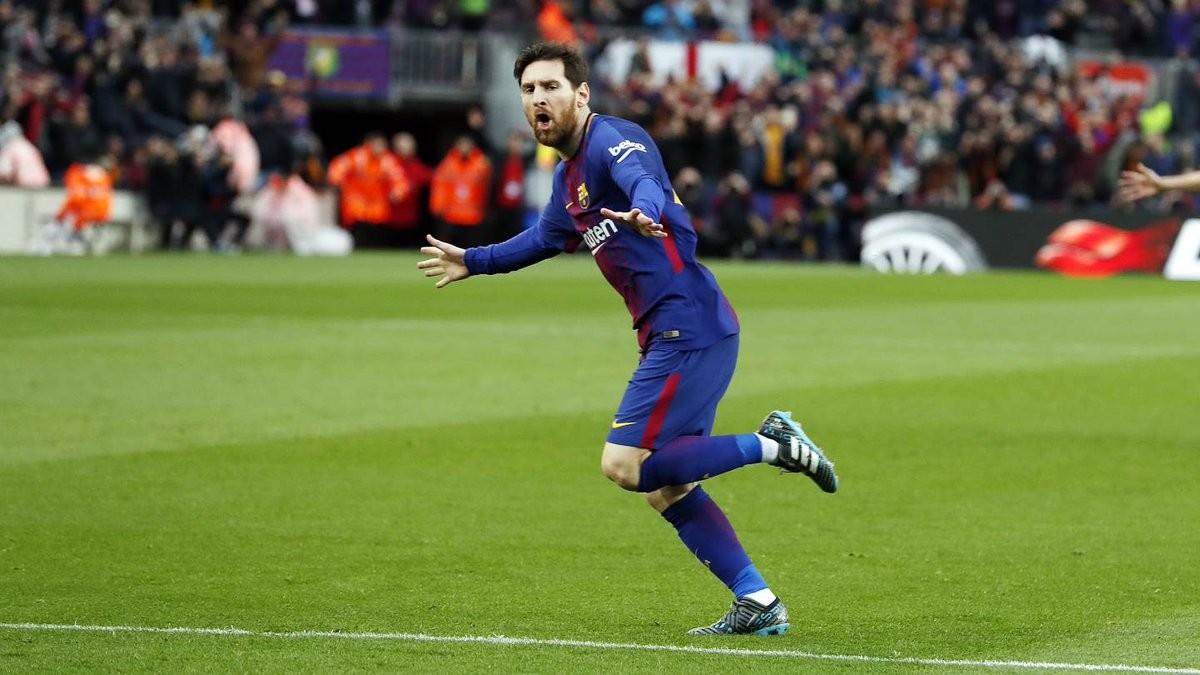 Il Barcellona mette le mani sulla Liga: Atletico Madrid battuto da un gioiello di Leo Messi