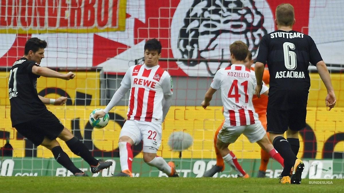 Bundesliga: Mario Gomez fa doppietta e trascina lo Stoccarda, Colonia battuto 2-3 in casa