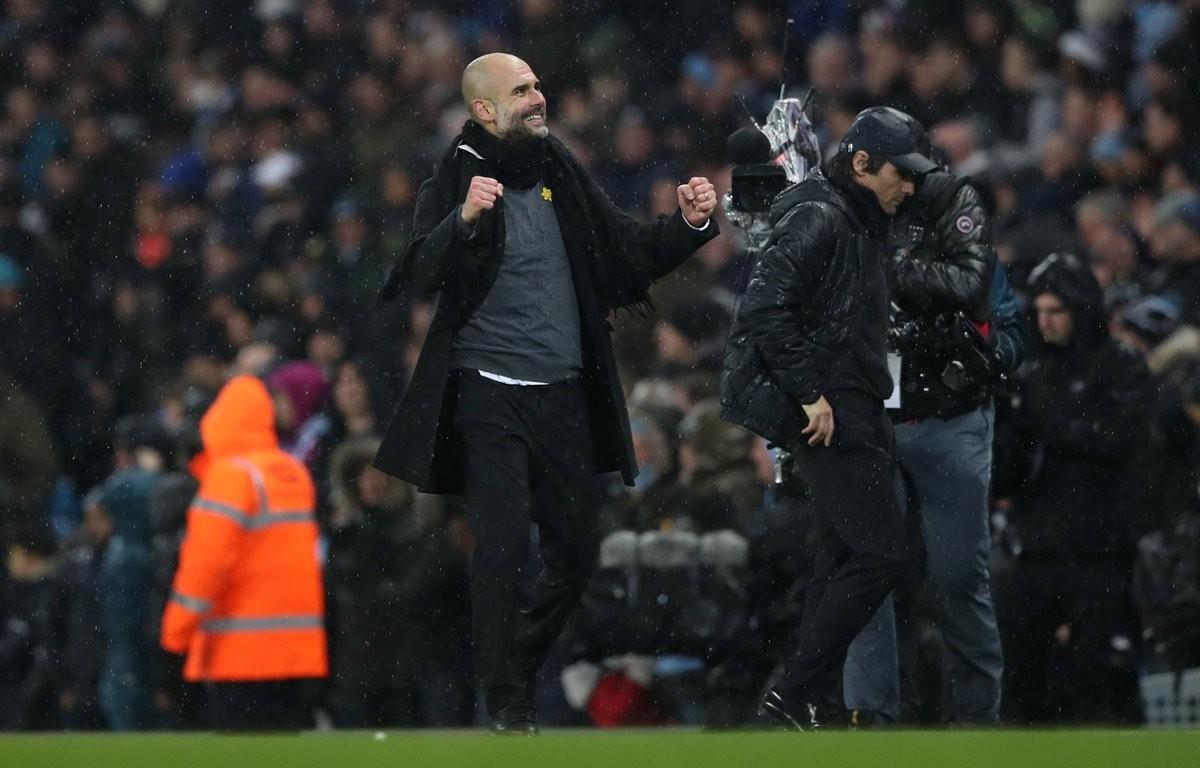 """Champions League, Guardiola: """"Per il momento non si può paragonare il Barca al City"""""""