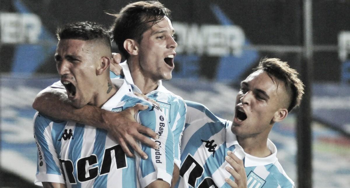 Em jogo com quatro expulsões, Racing supera Vélez e alcança G-5 do Campeonato Argentino