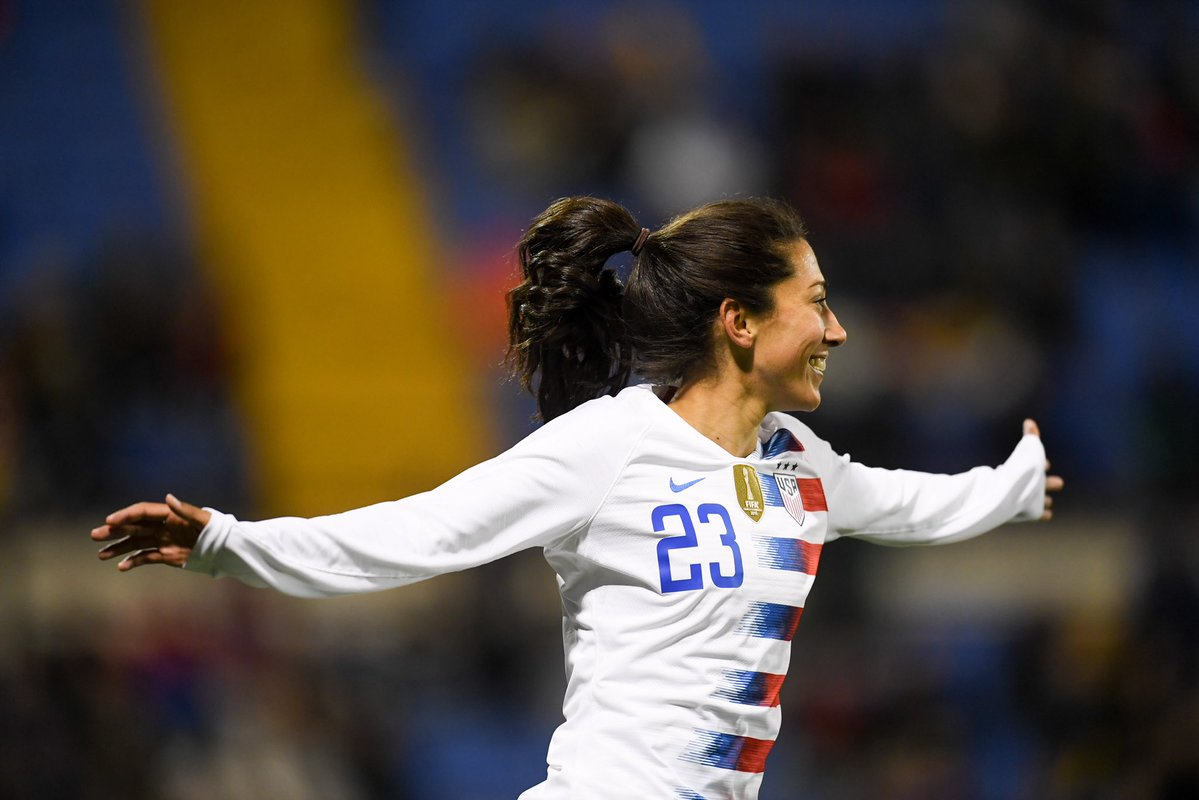 The USWNT overcome a resilient Spain side