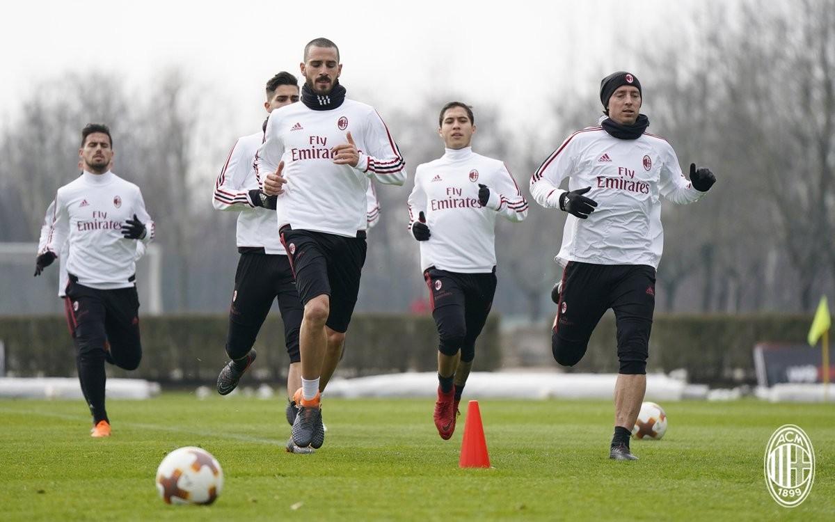 Non c'è riposo per il Milan: giovedì arriva l'Arsenal