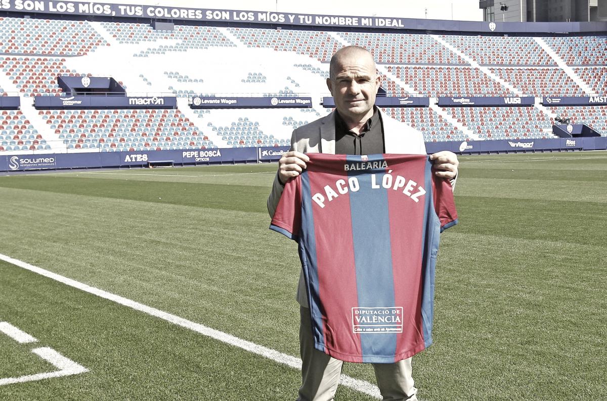 """Paco López: """"Podemos ganar a cualquiera"""""""