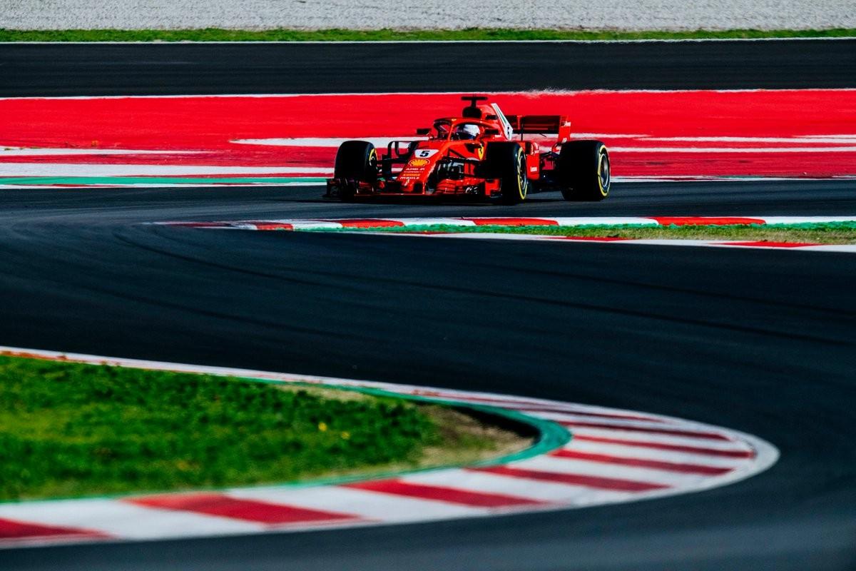 """Formula 1 - Vettel: """"La monoposto è affidabile ma c'è tanto lavoro da fare"""""""