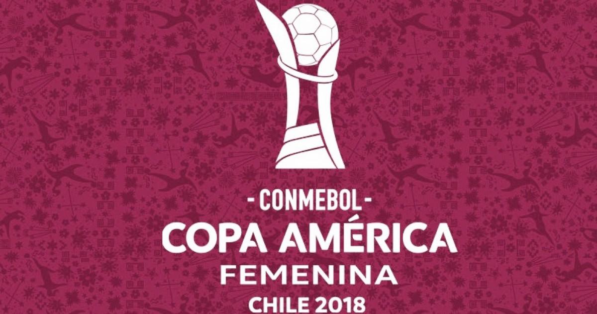 As estrelas da Copa América de Futebol Feminino