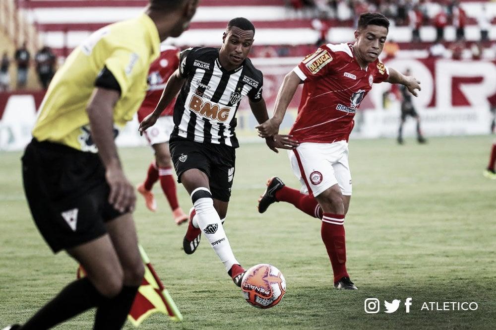 Tombense bate reservas do Atlético-MG e conquista primeira vitória no  Mineiro 58fc7d44577aa
