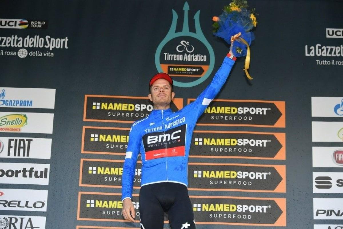 Tirreno-Adriatico, Landa vince in salita. Caruso di nuovo in azzurro