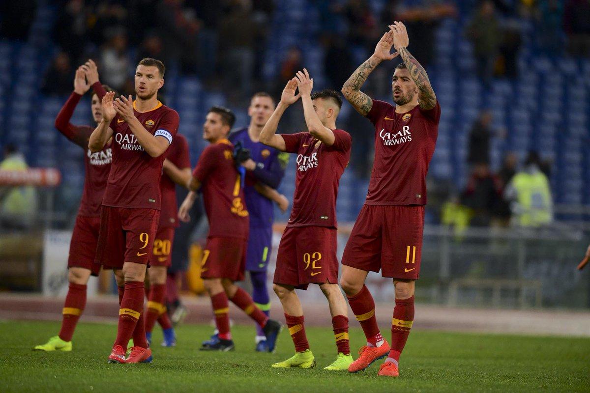 Roma: buoni segnali nella vittoria contro il Torino