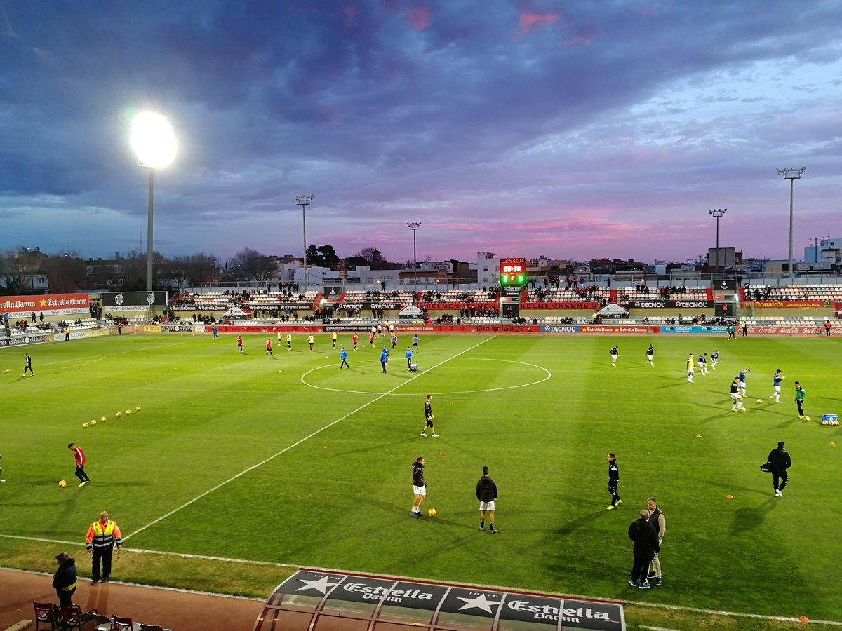 El fútbol vuelve al Estadi Municipal de Reus