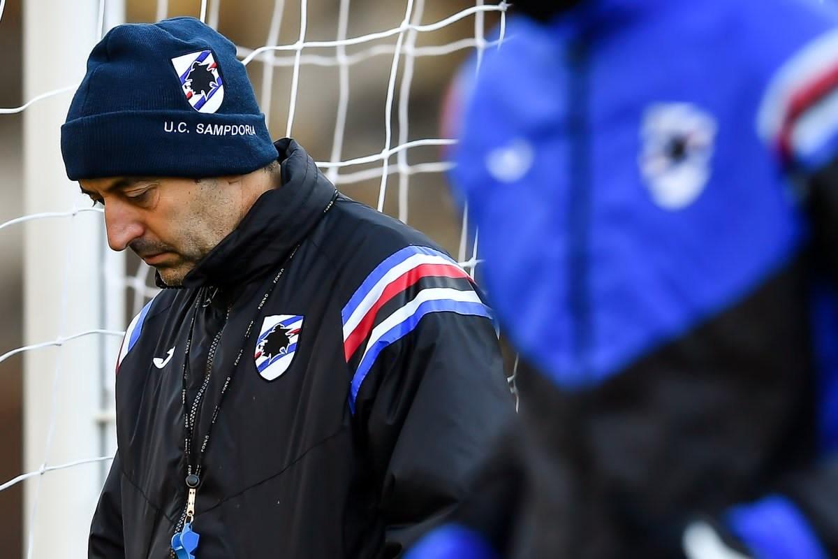 Sampdoria - Steccata la prima: Giampaolo e Barreto nel mirino delle critiche