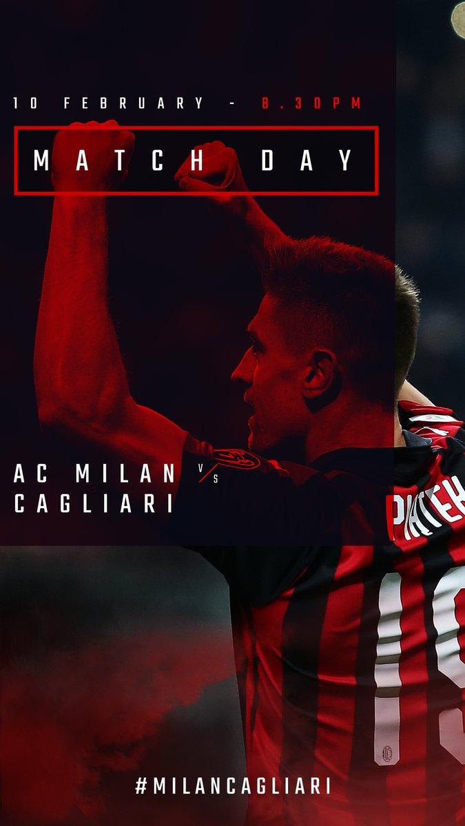 Milan, vincere contro il Cagliari per tornare quarti!