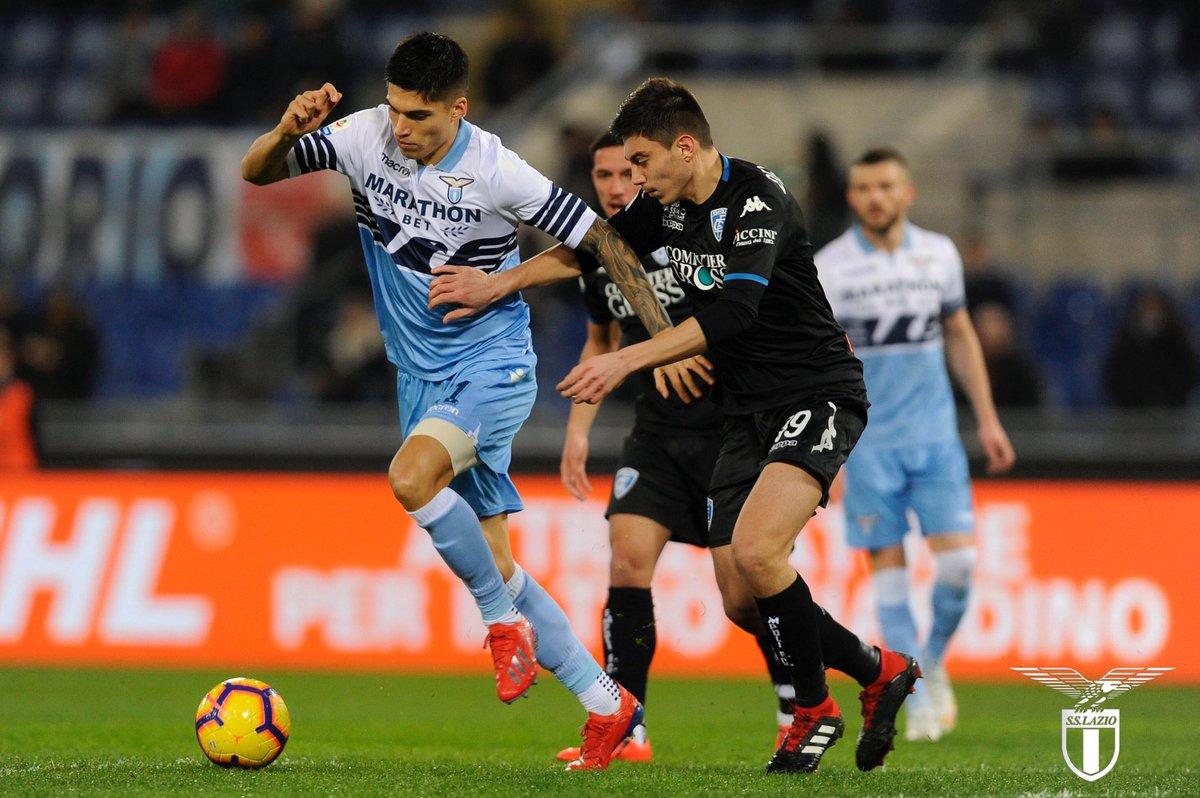Serie A - Caicedo stende l'Empoli: la Lazio vince 1-0