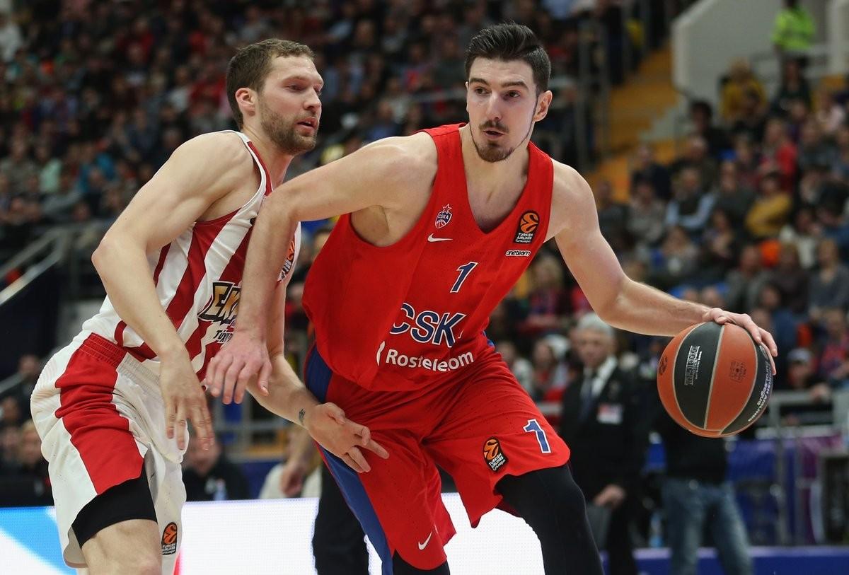 Turkish Airlines EuroLeague - De Colo ne mette venticinque, il Cska supera anche l'Olympiakos (89-81)