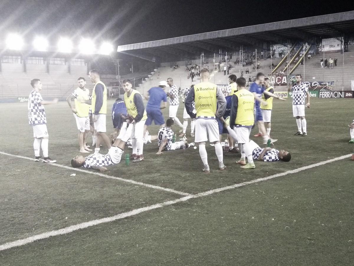 São José bate Veranópolis nos pênaltis e encara Brasil de Pelotas nas semifinais do Gauchão