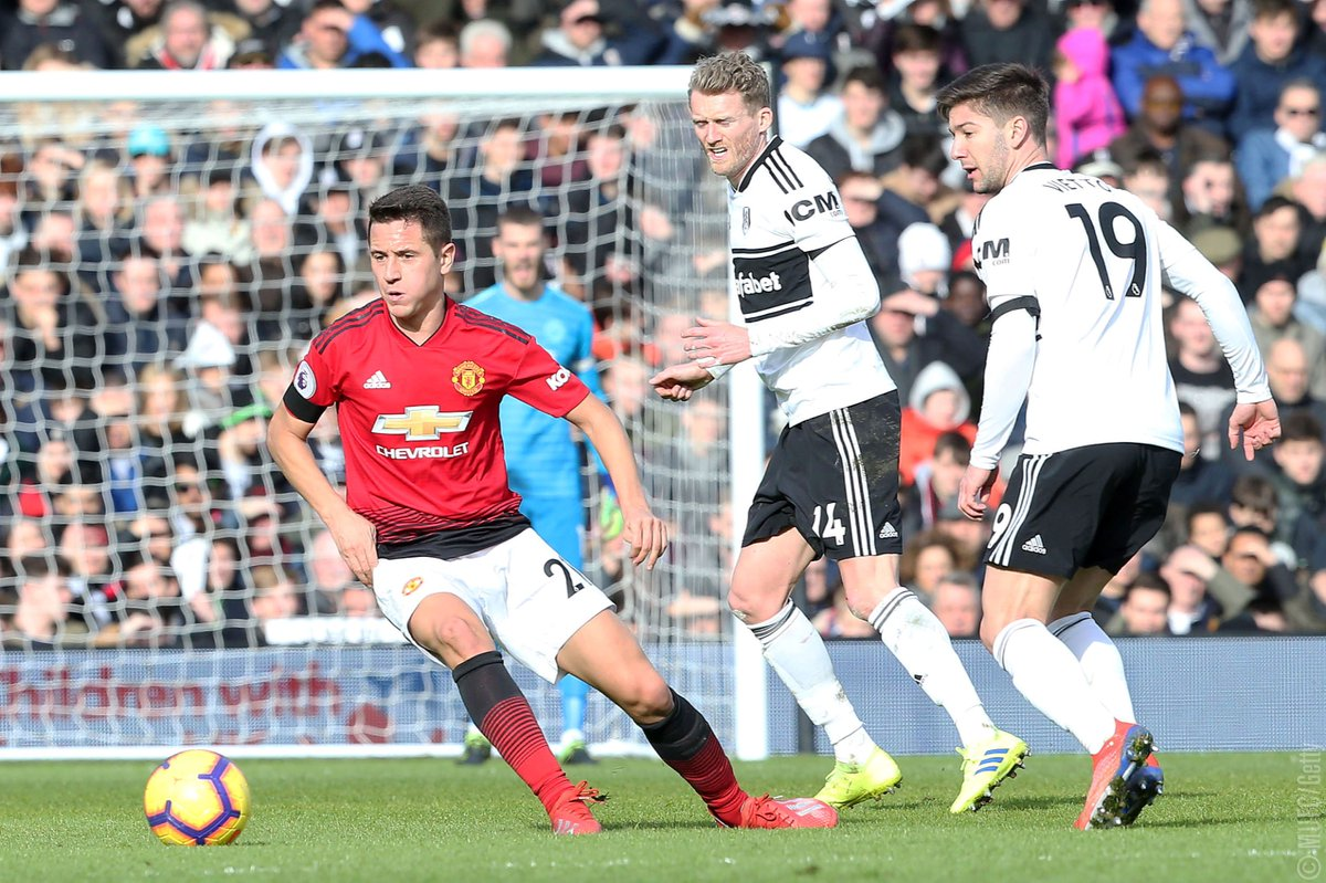 Premier League - Lo United vince ancora: battuto 0-3 un inconsistente Fulham