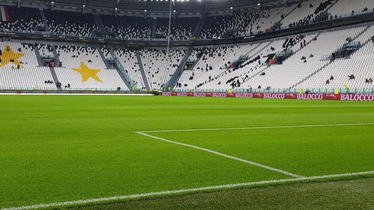 Formazioni ufficiali Juventus-Udinese: turnover per Allegri, solito 3-5-2 per Oddo