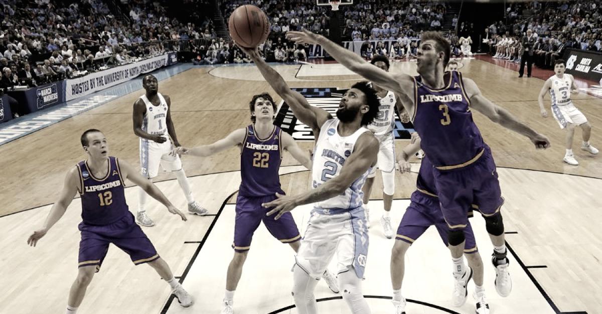 Atual campeão, North Carolina estreia com vitória fácil e se classifica no March Madness