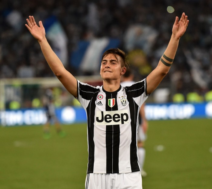 Insaziabile Dybala: