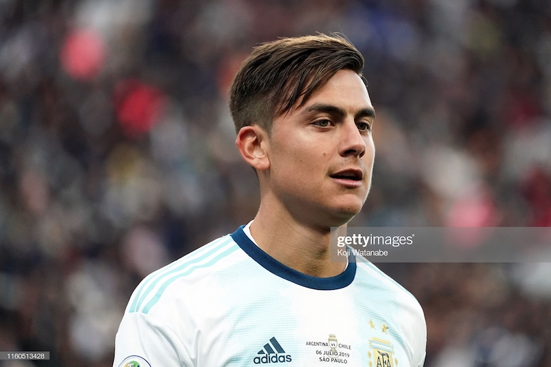 Report: Man United pulled out of Dybala talks after £15m agent demands