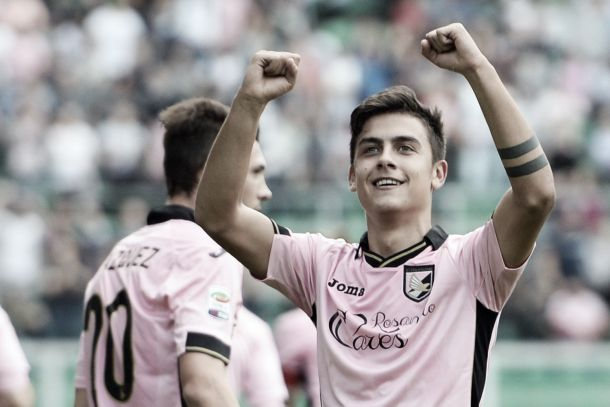 Palermo confirm Paulo Dybala will join Juventus