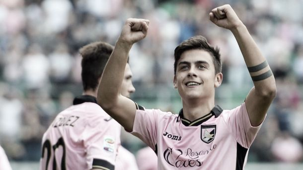 Manchester City join Dybala chase