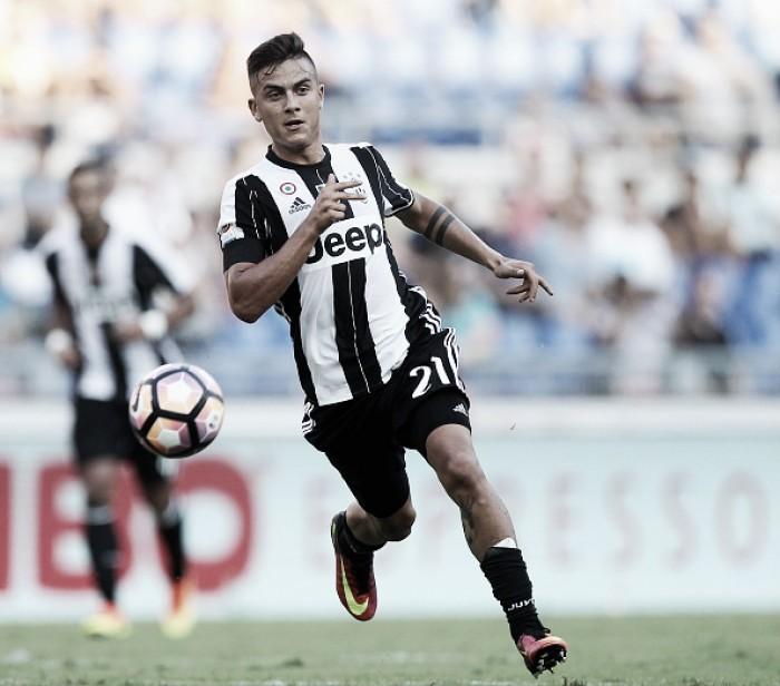 """Dybala rejeita camisa 10 da Juventus: """"Estou feliz com a 21"""""""
