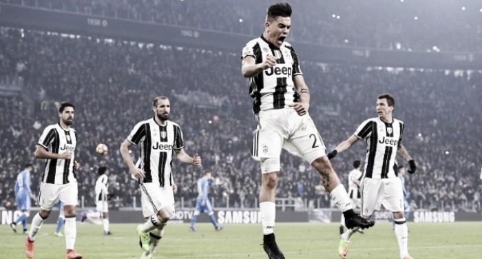 Juventus, un 4-2-3-1 da 10 e lode