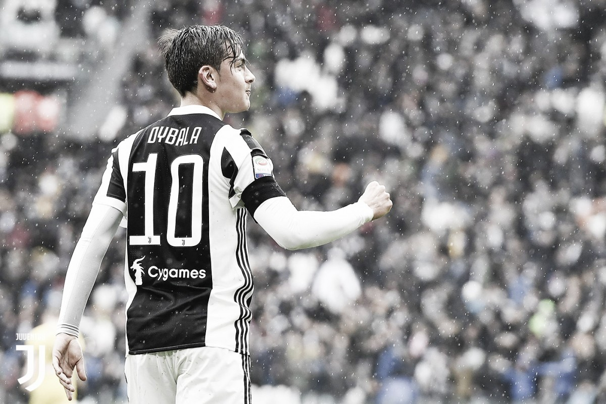 Virada de jogo: Dybala diz que título da Serie A depende apenas da Juventus