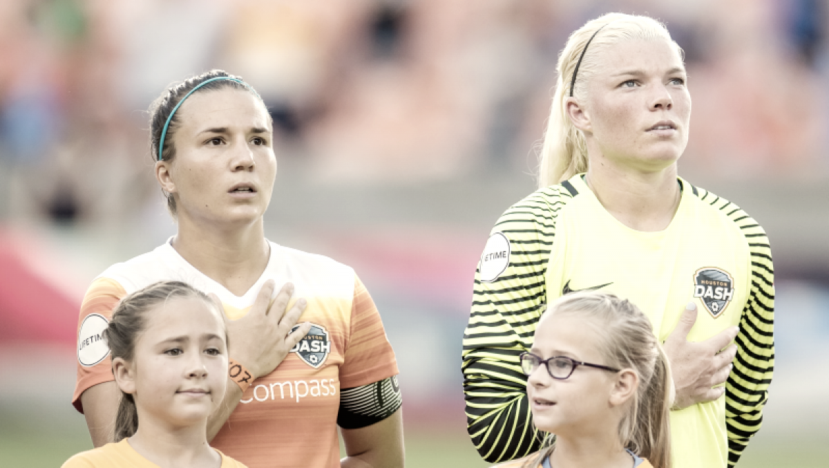 Houston Dash announce final roster for 2018