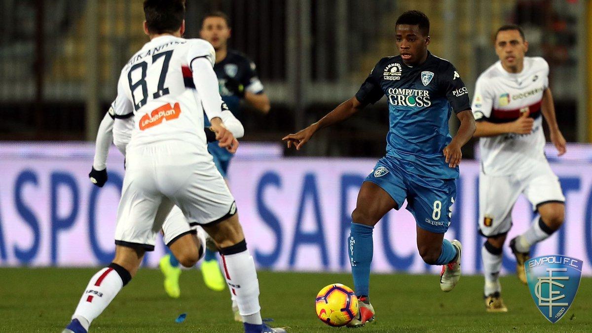 Serie A - Il Genoa sbanca il Castellani: battuto 3-1 l'Empoli