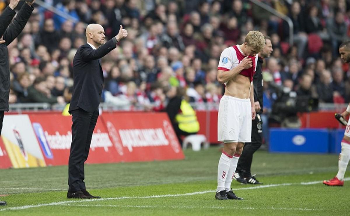 Eredivisie: crolla il PSV, ringrazia l'Ajax. Nelle zone basse respira lo Sparta Rotterdam