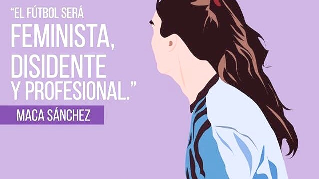 Vuelta al mundo por un Fútbol Femenino Profesional