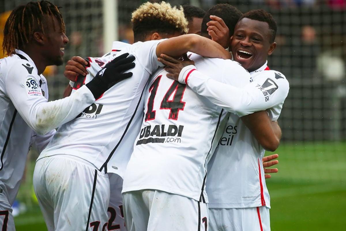 Ligue 1: vincono le prime cinque, nelle zone basse rischiano Lille e Metz