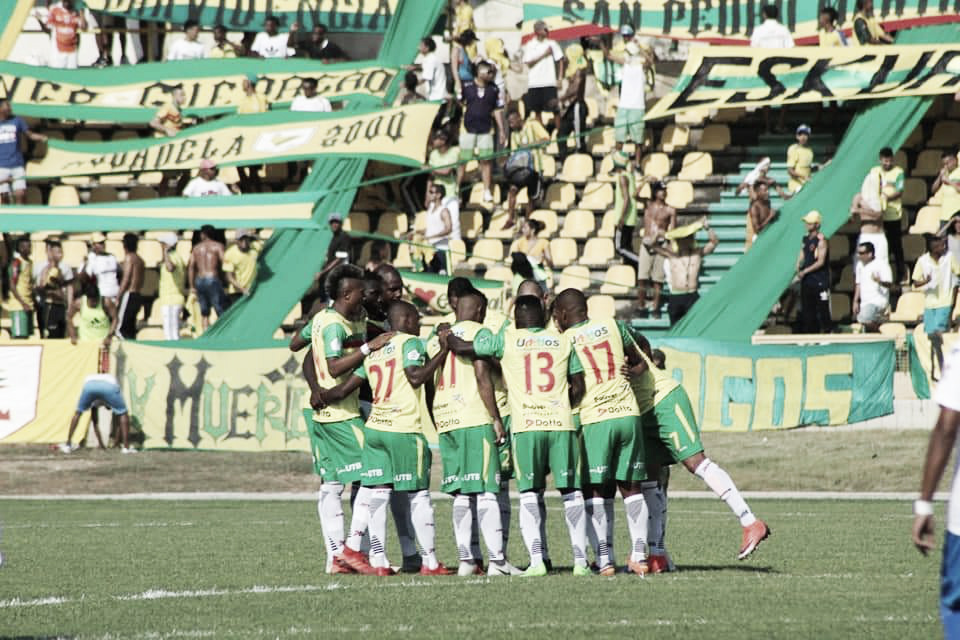 Real Cartagena rescató un 'heróico' empate en casa contra Orsomarso