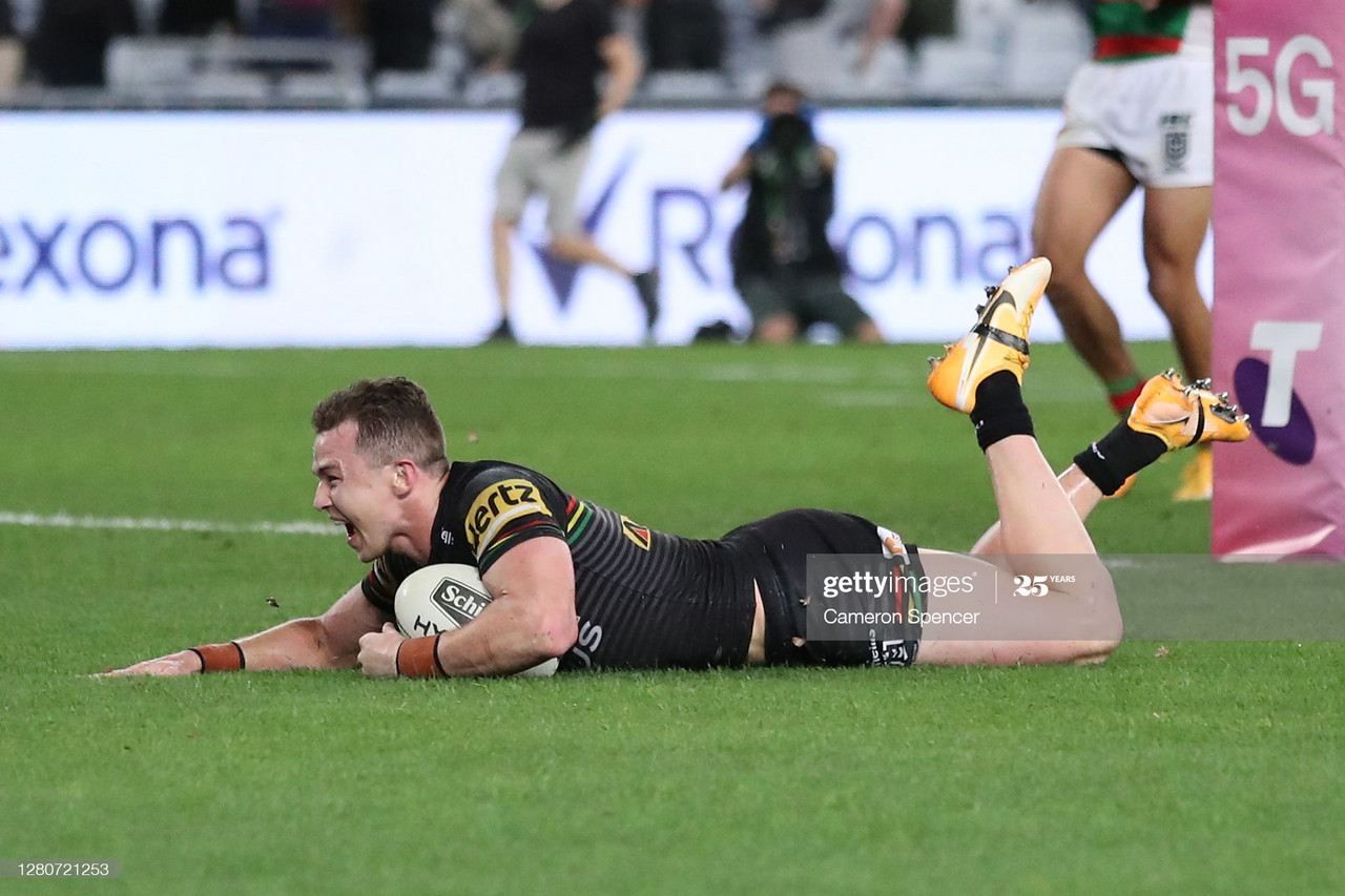 Penrith Panthers 20-16 South Sydney Rabbitohs: Panthers Edge Bunnies To The Grand Final