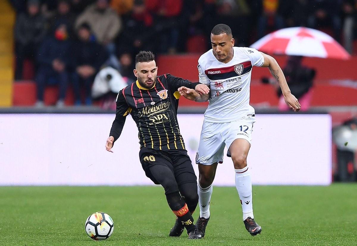Serie A, De Zerbi beffato all'ultimo secondo: Barella dal dischetto regala i 3 punti al Cagliari (1-2)