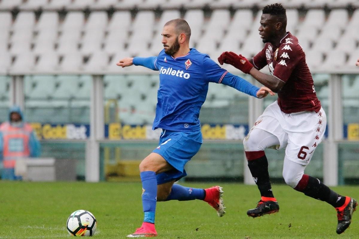 Serie A - La Fiorentina batte il Torino 1-2 all'ultimo respiro