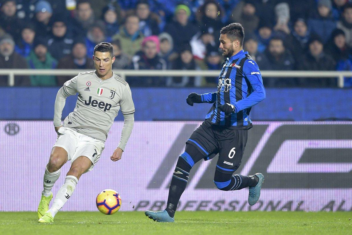 Coppa Italia - Zapata e Castagne abbattono la Juventus: Atalanta in semifinale