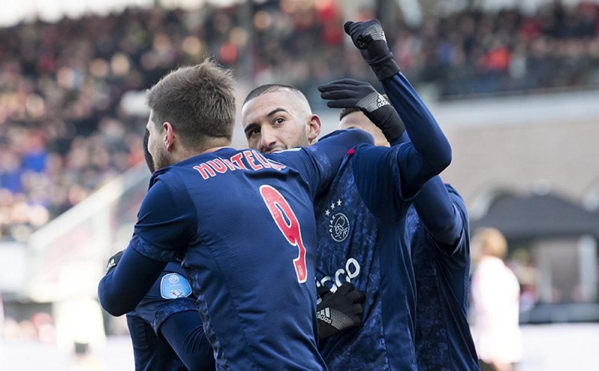 Eredivisie: vincono le big, successo vitale per il Roda. Vola l'ADO Den Haag