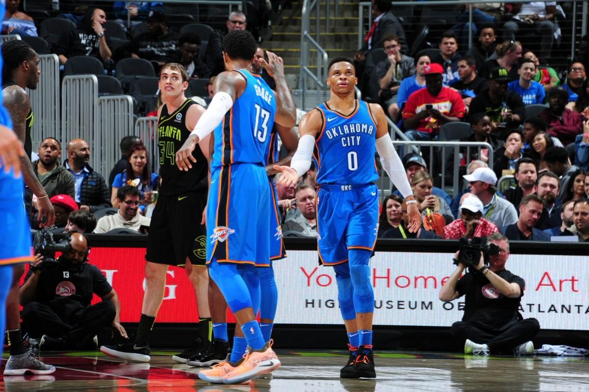 """NBA - Russell Westbrook fa cento nel tabellino alla voce """"triple doppie"""", i Clippers vincono la quarta di fila a Chicago"""