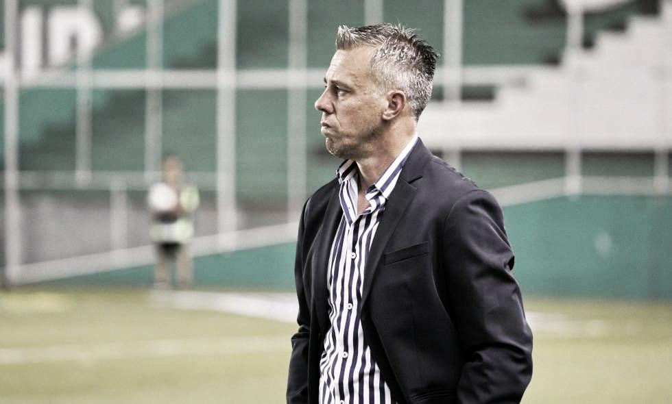 """Lucas Pusineri: """"Estamos en busca del mejor equipo competitivo"""""""
