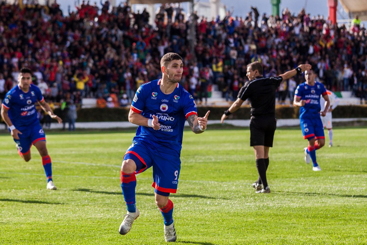 Pasto venció a Medellín y suma su sexta victoria consecutiva