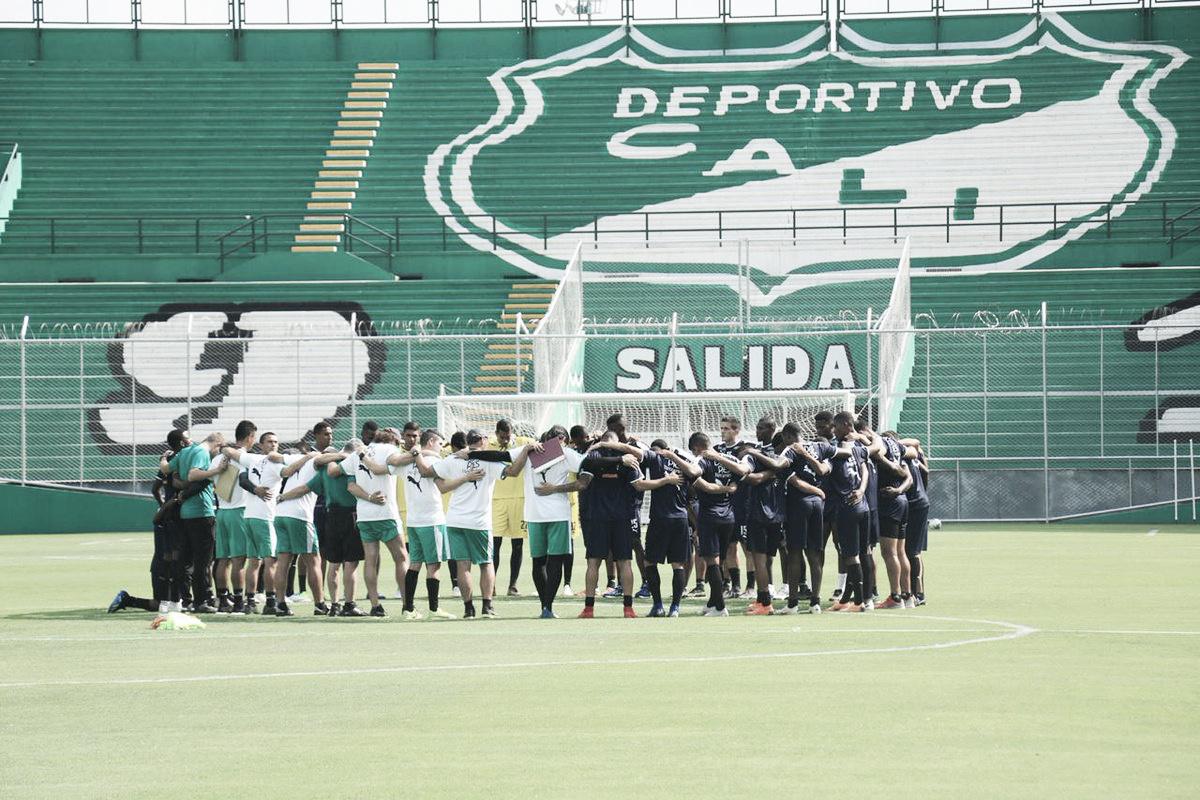Lista de convocados en el Deportivo Cali para recibir al Atlético Huila