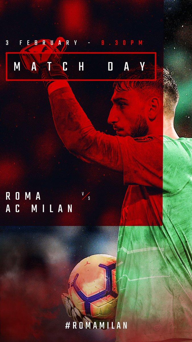 Milan - Roma: big match dal sapore di Champions League